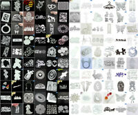 Multi Cutting Dies Metal Stencil DIY Scrapbooking Embossing Paper Photo Crafts