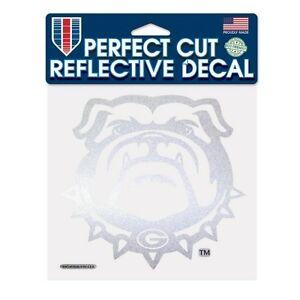 One Size WinCraft NCAA Georgia Bulldogs Face Tattoos Team Colors