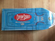 CAPTAIN SCARLET DECORATED SPV TISSUES BY DIXEL