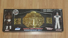 "WWE World Heavyweight Belt ""Booker T"" ""Rey Mysterio"""