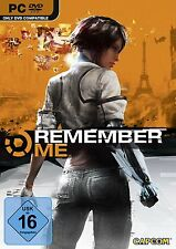 Remember Me PC Steam Key Download Code [DE] SOFORT PER MAIL - 10 Jahre Erfahrung