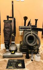 Kirby G6 Bagged Vacuum Cleaner W/ Attachments & Carpet Shampooer