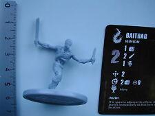CORRUPTED HUMAN / VERMIFERE/BAITBAG+CARD /CTHULHU/ WEIRD WAR 2/FIRETEAM ZERO/ 45