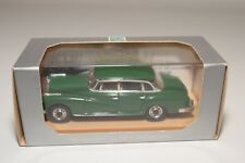 F RIO 90 MERCEDES BENZ TYP 300 W189 ADENAUER GREEN MINT BOXED