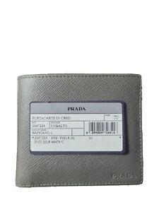 prada mens wallet new