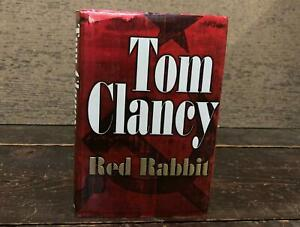 Red Rabbit by Tom Clancy - SIGNED FIRST EDITION - 2002