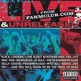 NWA ,STAIND, EVE, EMINEM... - Live & unreleased from farm club . com - CD Album