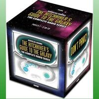 Hitchhikers Guide to the Galaxy the Complete Radio Series by Adams Douglas