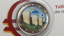 2 euro 2019 Spagna color farbe cor couleur Espagne España Spain Spanien Испания