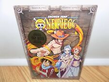 One Piece: Season 2 - Fourth Voyage (DVD, 2009, 2-Disc Set) BRAND NEW, SEALED