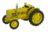 Oxford 76TRAC003 Fordson Tractor Yellow Highways 1/76 Scale=00 Gauge New -T48
