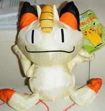 Japan Banpresto 1998 Pokemon Plush - Meowth