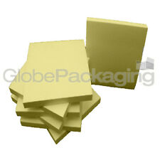 """6 x repositional """"post it' style note pads 3x3"""""""