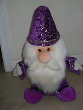 "* Wizard Purple Stuffed Toy ~ Large 24"" tall"