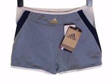 NUEVO CON ETIQUETA Niña ADIDAS EVOL Elástico Shorts de deporte Shorts Muy Cortos