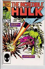 The Incredible Hulk #318 Doc Samson NM+ 9.6 1986 Marvel See My Store