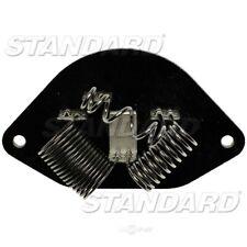 HVAC Blower Motor Resistor Front Standard RU-62