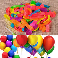111pc Water Bombs Balloons Magic Children Kids Party Birthday Game Outdoor Toy