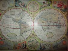 1600-1699 Date Range Antique World Maps & Atlases for sale | eBay