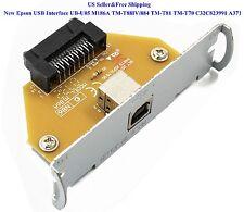 New Epson USB Interface UB-U05 M186A TM-T88IV/884 TM-T81 TM-T70 A371 C32C823991