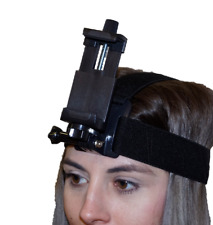 👍 Handyhalterung Kopfgurthalterung für Handy Sport Ski Fahrrad Reiten Action