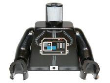 Lego Star Wars Minifigure body Torso TIE Interceptor Pilot Minifig Part 7659