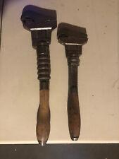 Vintage Bemis & Call Monkey Wrenches