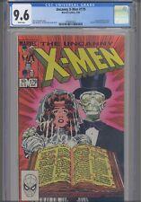 Uncanny X-Men #179 CGC 9.6 1984 Marvel 1st App Leech, Calisto, Morlocks App 2