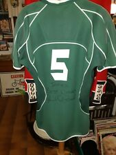 Ireland rugby shirt Paul O ' Connell  no 5 (not match worn)