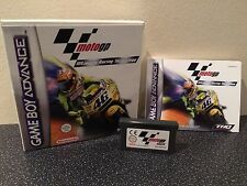 Moto GP - Nintendo Gameboy Advance Game - Boxed With Manual