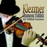 Klezmer-Chansons Yiddish von Various   CD   Zustand gut