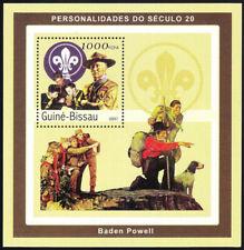 GUINEE BISSAU 2001-SCOUTISME-BADEN POWELL--1 BF neuf dentelé