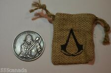 Assassins Creed III 3 - In Connor We Trust Coin - Promo Pre-Order Medallion