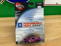 Hot Wheels 100% Preferred GM Performance Parts Purple '67 Camaro w/Real Riders