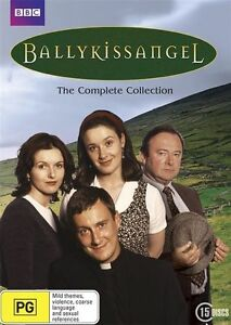 Ballykissangel (DVD, 2017, 15-Disc Set) Stephen Tompkinson - New & Sealed