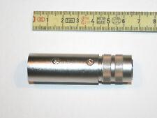 Adapter Hardware Kleintuchel - XLR male kompakt f. Sennheiser MD421 u.a.