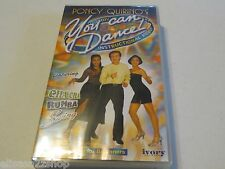 Poncy Quirino's You Can Dance! Instructional Video Rare (VHS) ChaCha Rumba Swing