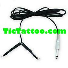 New 6 foot Black Tattoo Clip Cord Supplies For Tattoo Machine Power Supply