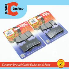 EBC HH Rear Brake Pads For Kawasaki 1998 ZRX1100 C2 FA161HH