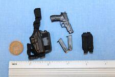 Dragón en sueños 1:6TH escala DID Servicio Secreto de EE. UU. pierna Pistola & Funda De Marca