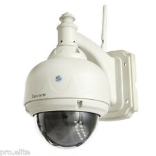 Sricam SP015 PT Wireless wifi HD CCTV IP Waterproof Outdoor Security Camera
