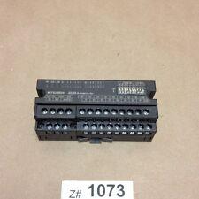 Mitsubishi AJ65SBTB1-16D 16 Point Input/Output Module Unit 24 VDC