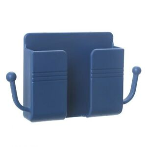 Multifunction Mobile Phone Charging Holder stand Wall Mounted Storage Box