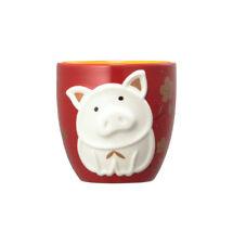 Starbucks Korea 2019 New Year Limited New Year Pig Red Mug 355ml+Tracking