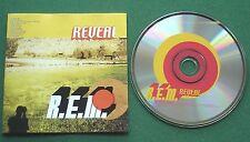 R.E.M. Reveal inc I've Been High & Imitation Of Life + CD