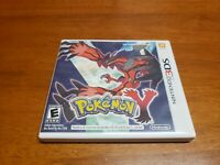 Pokemon Y (Nintendo 3DS, 2013) CIB Complete TESTED 3DS 2DS