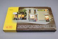 ZC1340 Faller 180551 Maquette Ho éléments d'aménagement ville Town elements