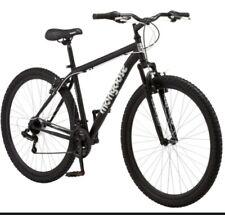 "New Mongoose Excursion Men's 29"" Mountain Bike BLK/WHT R5738WM✅"