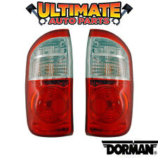 Tail Light Lamp (Left and Right Set) for 04-06 Toyota Tundra (Crew Cab)