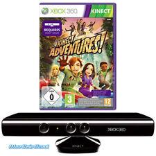 XBox 360 Kinect inkl. Kinect Adventures - B-Ware